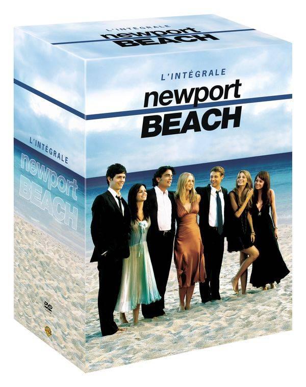 Coffret_Newport Beach_The O.C.