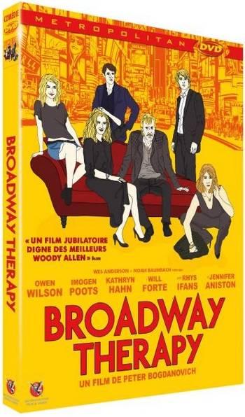 DVD Broadway Therapy Peter Bogdanovich