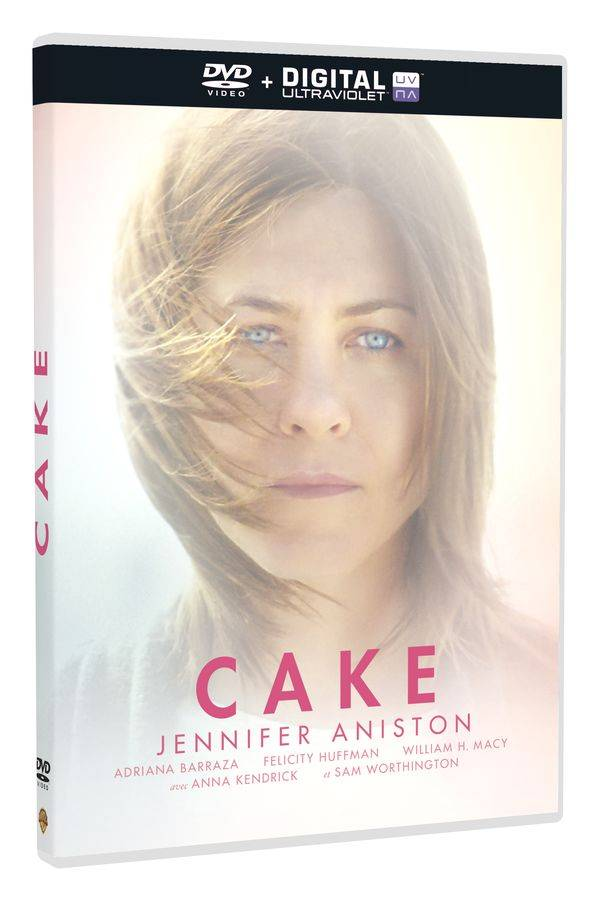DVD Cake Jennifer Aniston