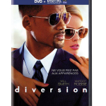 DVD Diversion Will Smith Margot Robbie