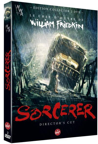 DVD Sorcerer_William Friedkin