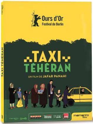 DVD Taxi Téhéran Jafar Panahi