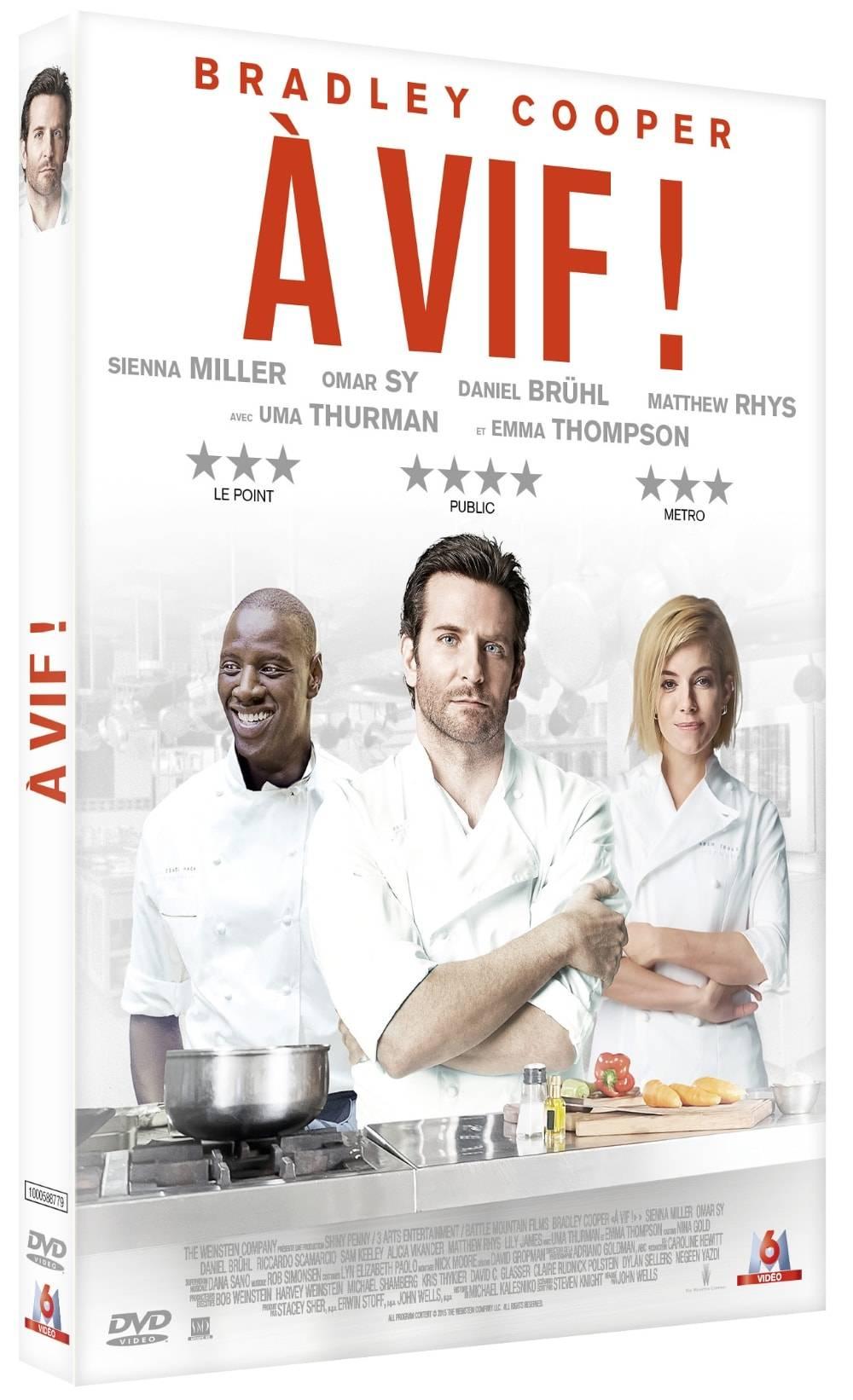 DVD_A vif film Bradley Cooper
