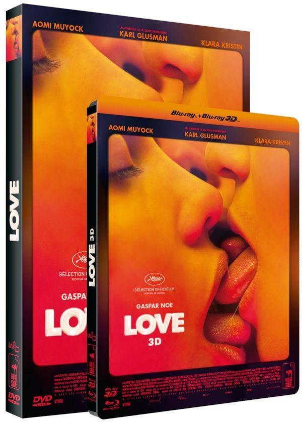 DVD_Blu-Ray_Love film