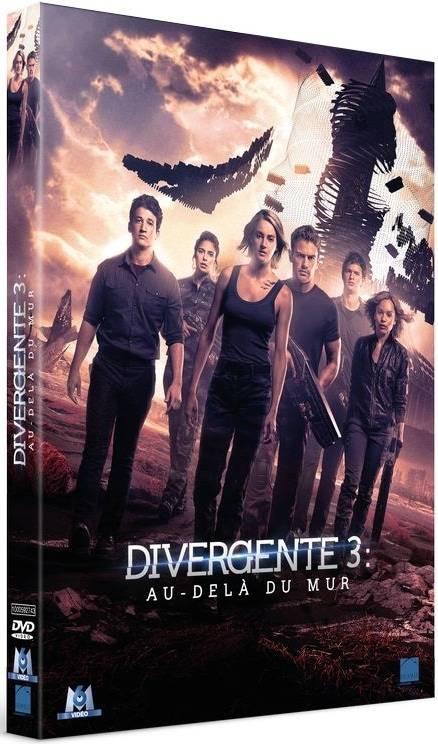 DVD_Divergente 3_film