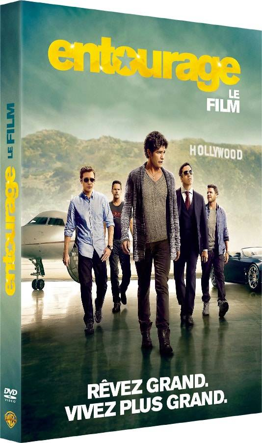 DVD_Entourage film