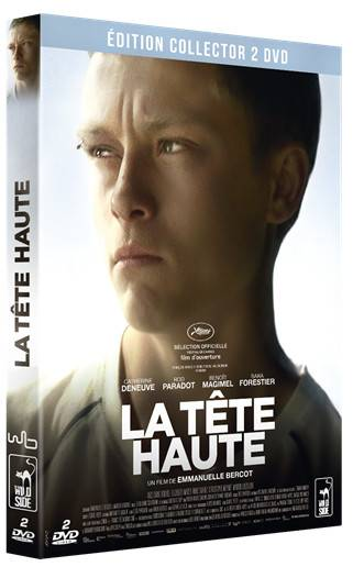 DVD_La Tête haute La tête haute