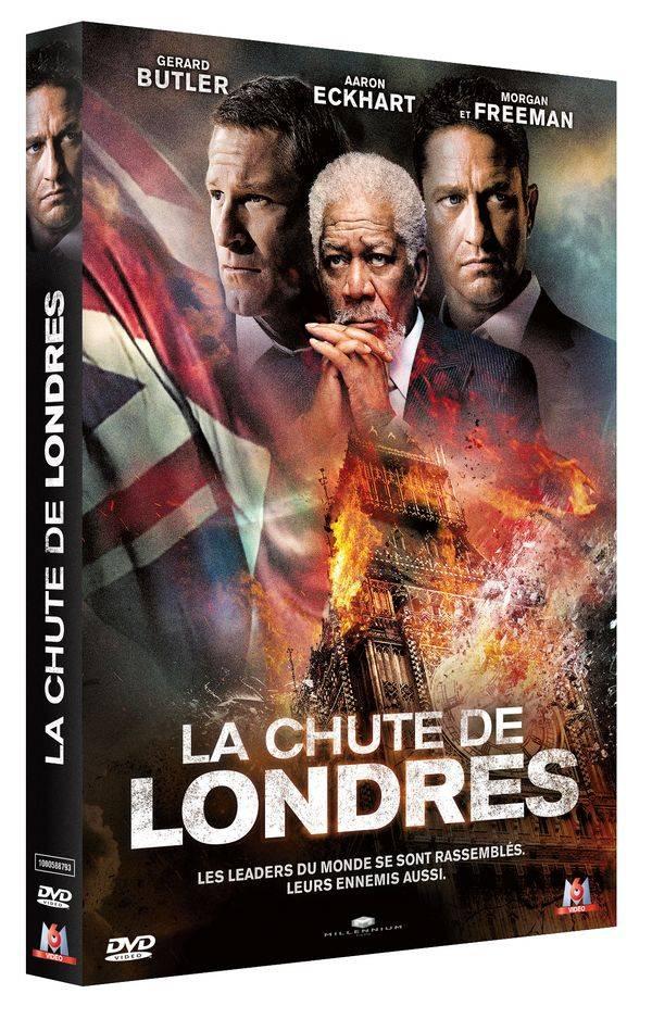 DVD_La chute de Londres_film