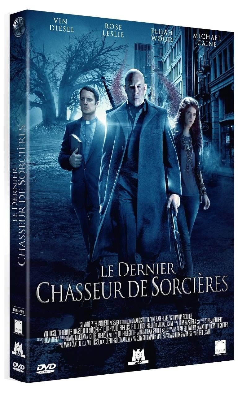 DVD_Le dernier chasseur de sorcières film Vin Diesel