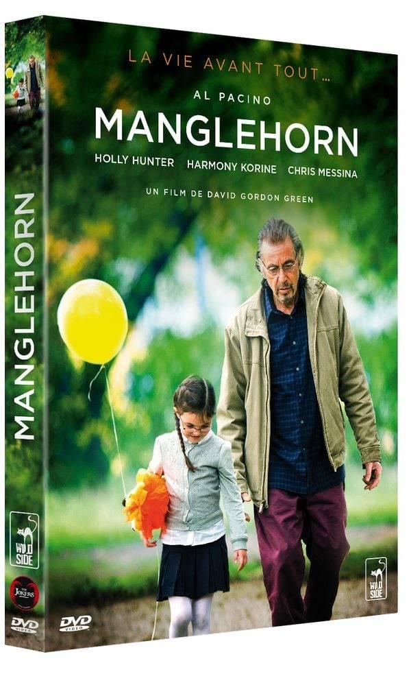 DVD_Manglehorn film Al Pacino