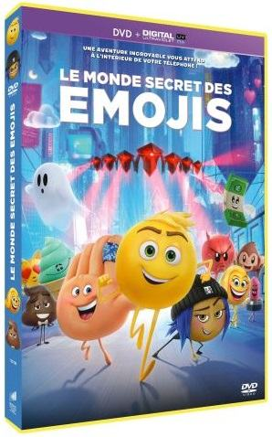 DVD_le monde secret des emojis