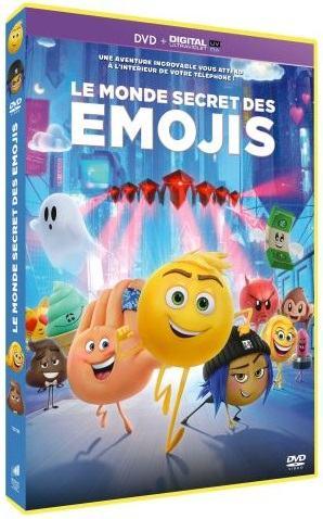 DVD_le monde secret des emojis