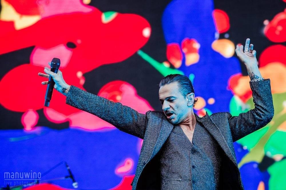 Depeche Mode - Stade de France 2017-Depeche Mode