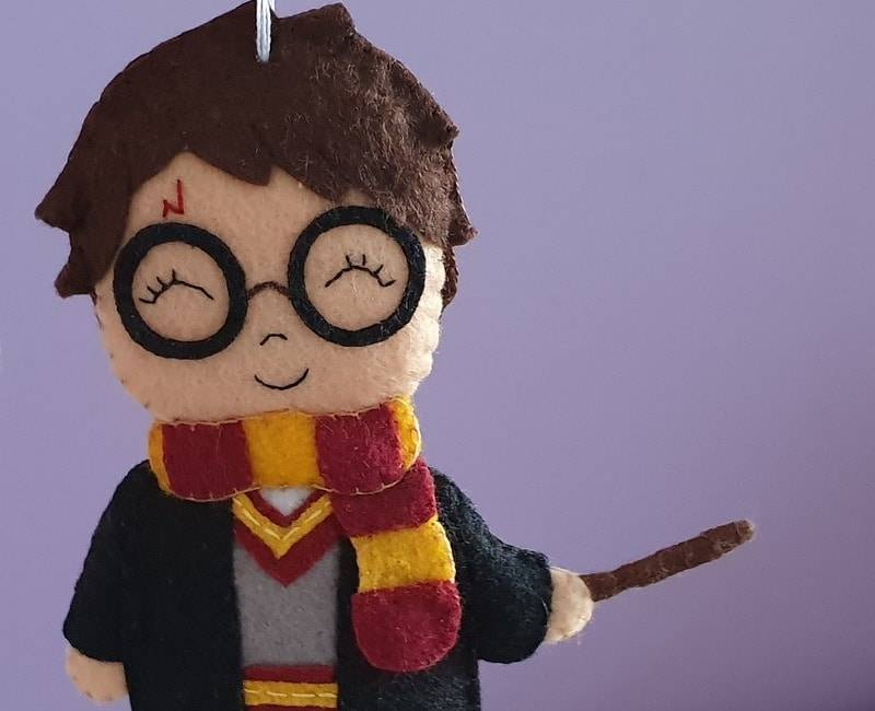 Figurines Harry Potter