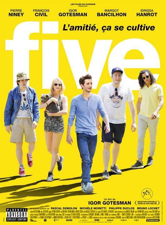 Five_film_pierre niney