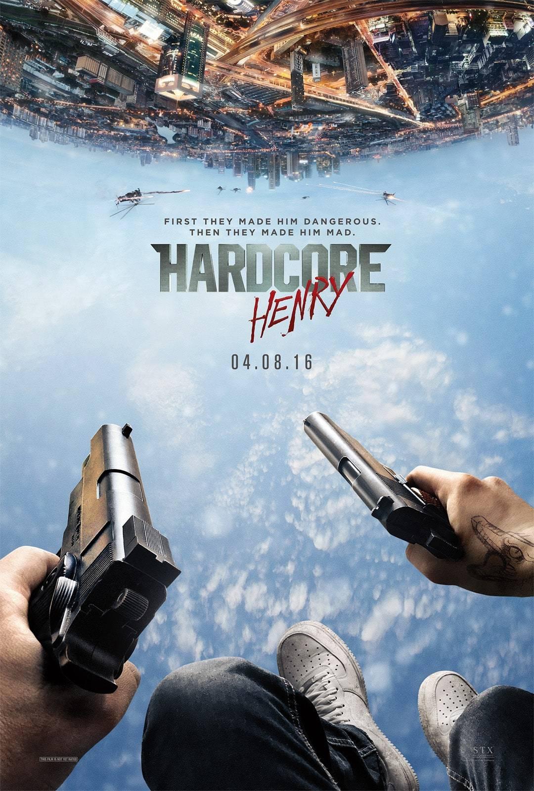 Hardcore Henry film_Tim Roth