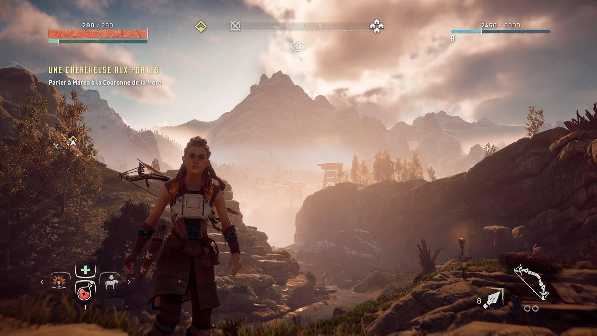 Horizon Zero Dawn_jeu vidéo