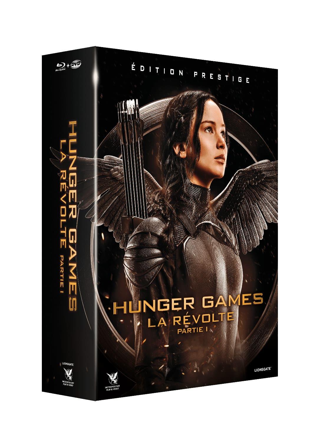 Miss Bobby_Hunger Games-La révolte-Partie 1-édition prestige