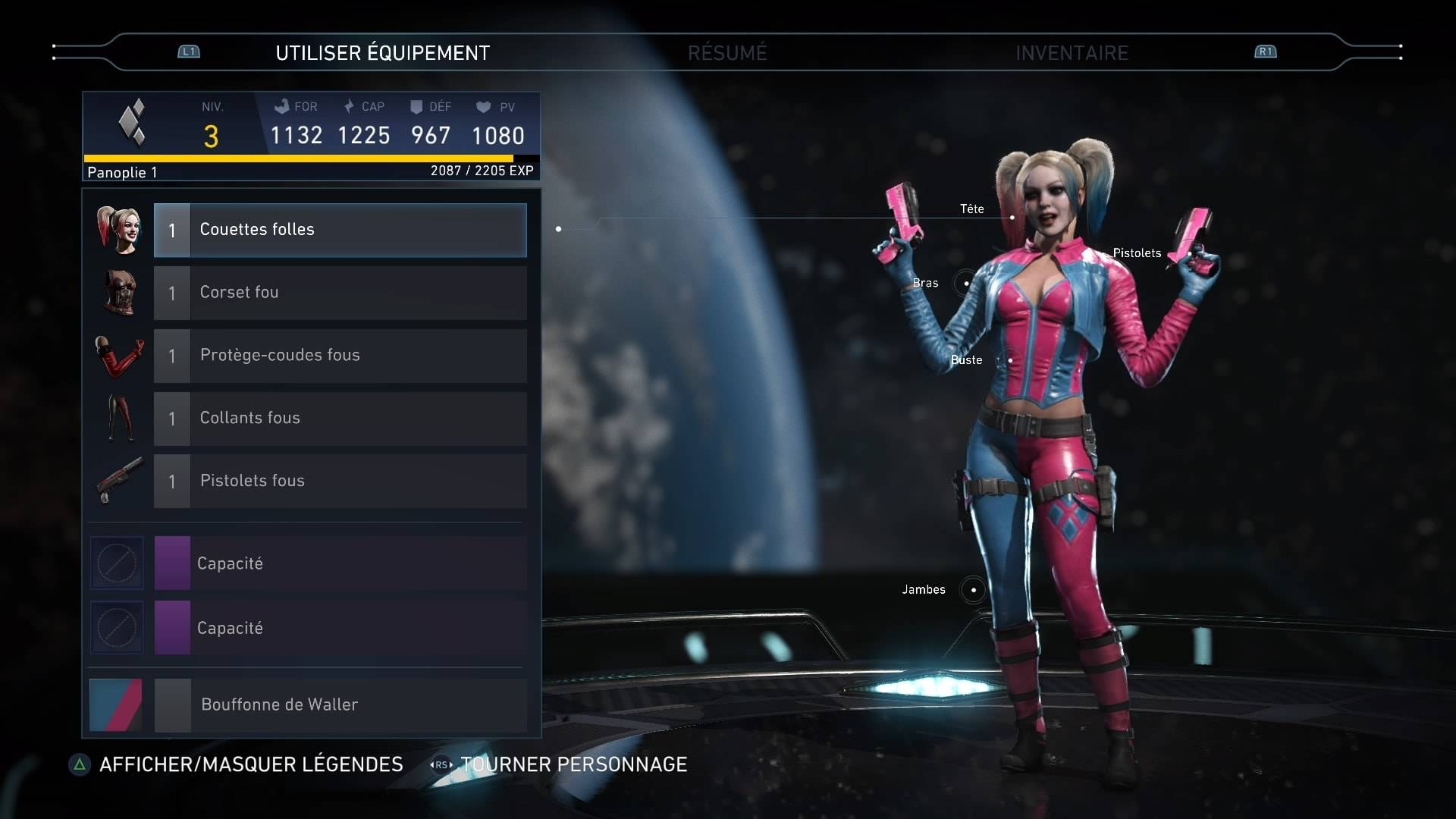 Injustice 2_Harley Quinn