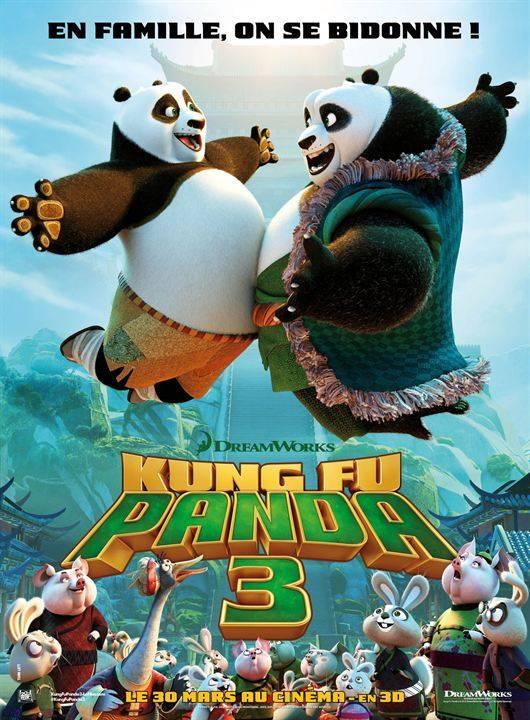 Kung Fu Panda 3_film
