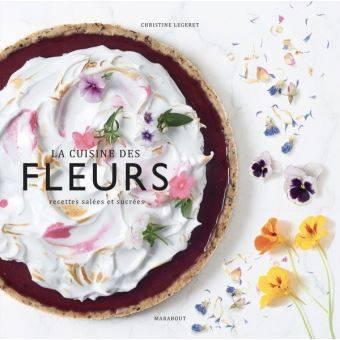 La cuisine des fleurs