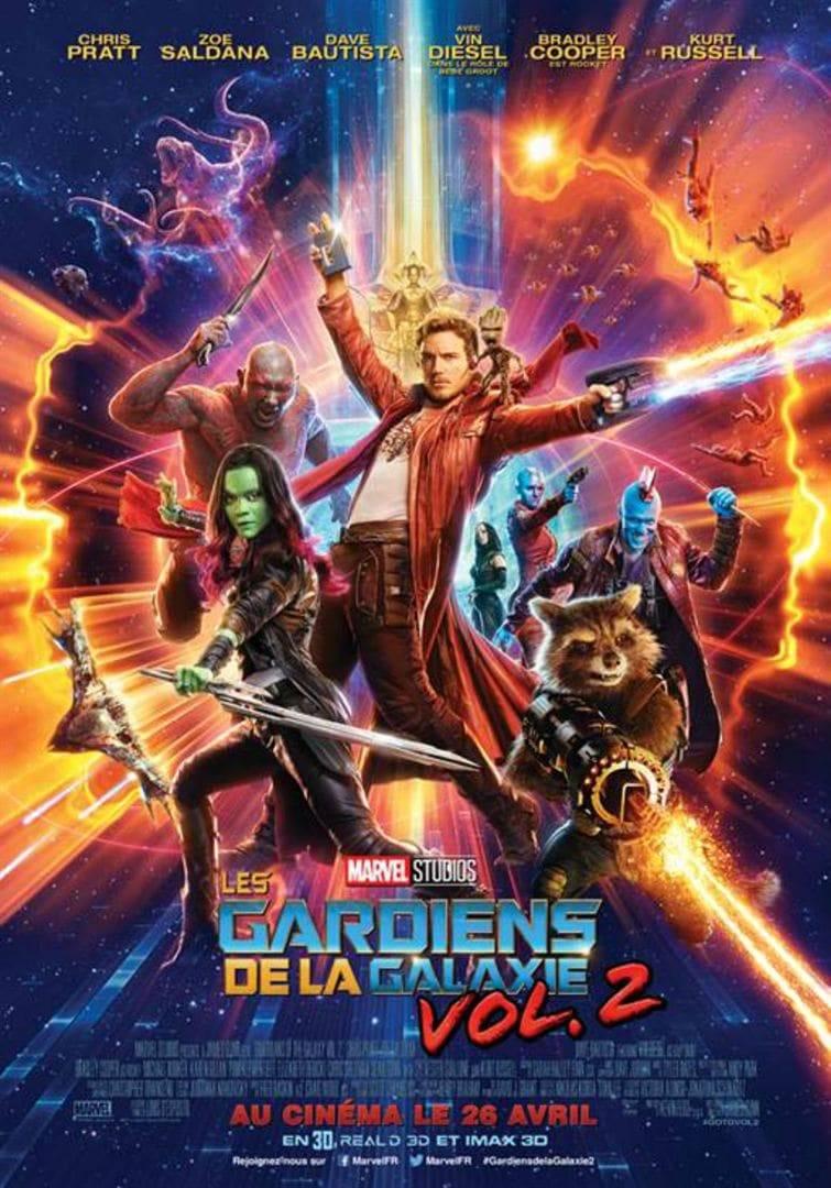 Les gardiens de la galaxie 2_film