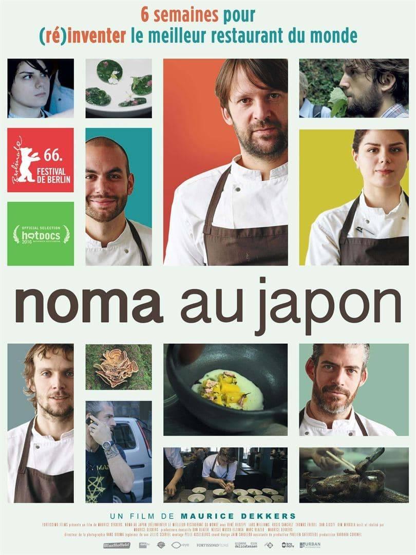Noma au Japon_film