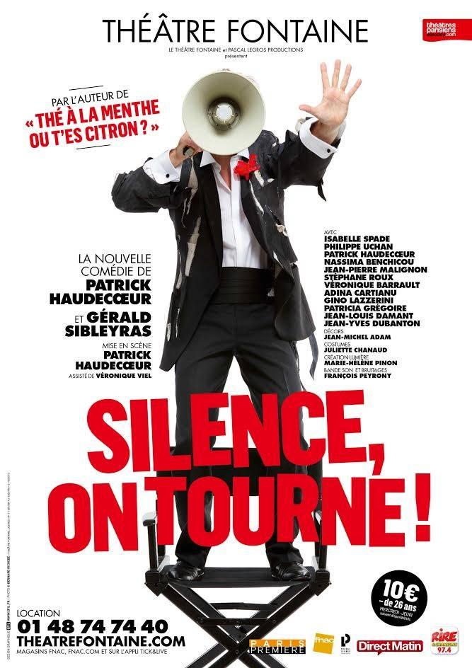 Silence, on tourne_théâtre
