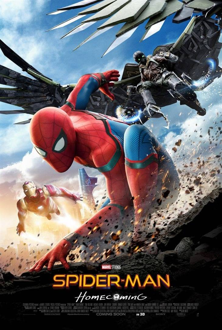 Spider-Man Homecoming_film