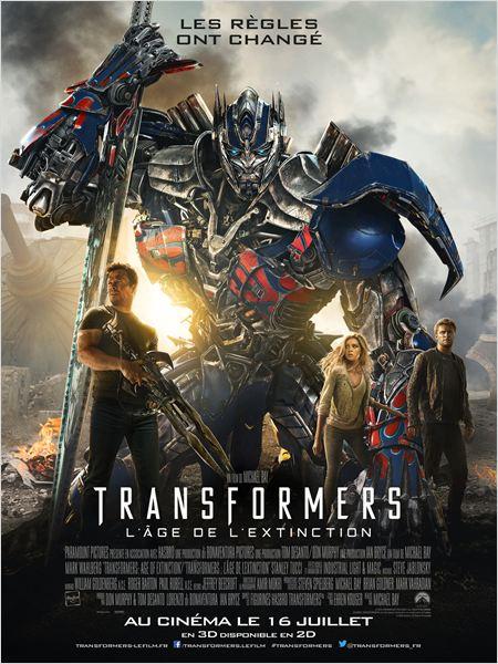 Transformers : L'Âge de_l'extinction