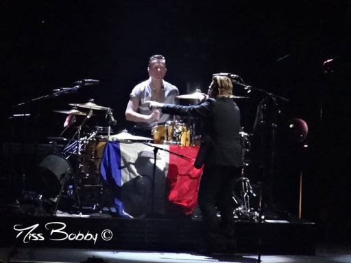 U2 - Bercy - 12.2015 - France