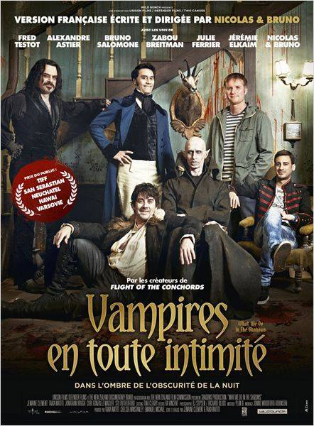 Vampires en toute intimité film